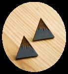 Mountain wood jewelry