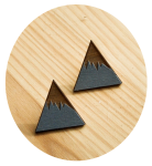 Mountain wood jewelry