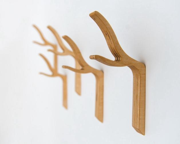 Twig Wall Hooks 1